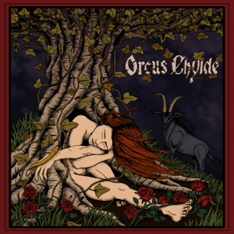 """Orcus Chylde """"s/t"""" CD"""