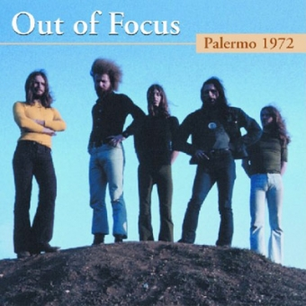 "Out Of Focus ""Palermo 1972"" CD"