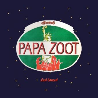 "Papa Zoot Band ""Last Concert"" CD"