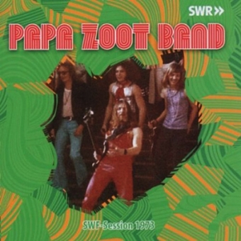 "Papa Zoot Band ""SWF Session"" CD"