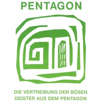 """Pentagon """"Die Vertreibung der bösen Geister aus dem Pentagon"""" LP"""