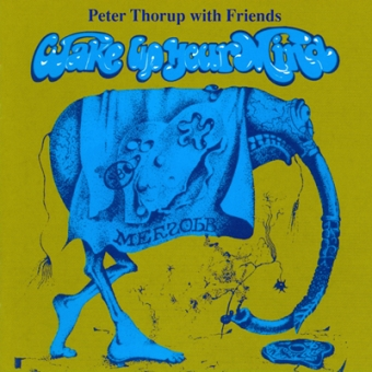 """Peter Thorup With Friends """"Wake Up Your Mind"""" CD"""