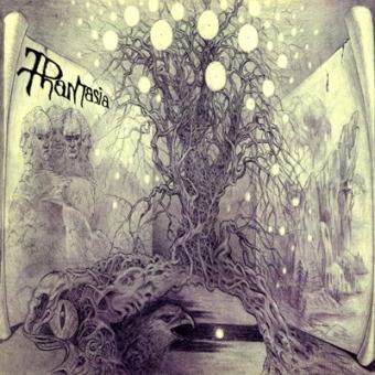 """Phantasia """"s/t"""" CD"""