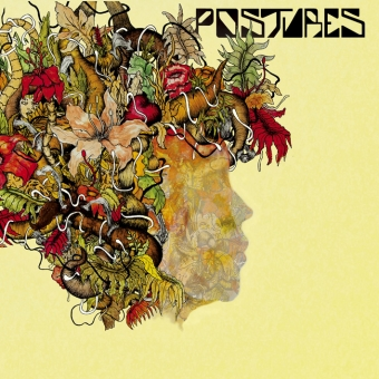 "Postures ""s/t"" Col-LP"