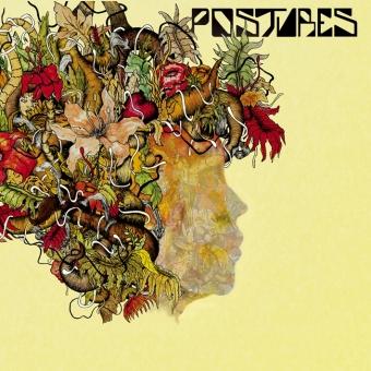 "Postures ""s/t"" CD"