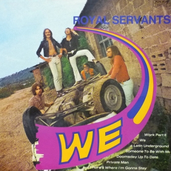 "Royal Servants ""We"" LP"