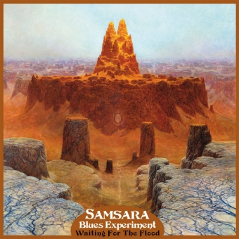 "Samsara Blues Experiment ""Waiting For The Flood"" CD"
