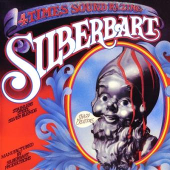 "Silberbart ""4 Times Sound Razing"" CD"