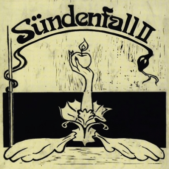 "Sündenfall II ""s/t"" CD"