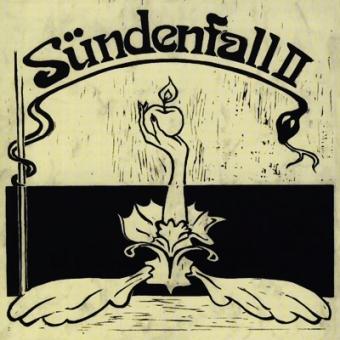 """Sündenfall II """"s/t"""" LP"""
