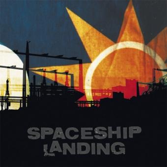 """Spaceship Landing """"s/t"""" 2LP"""