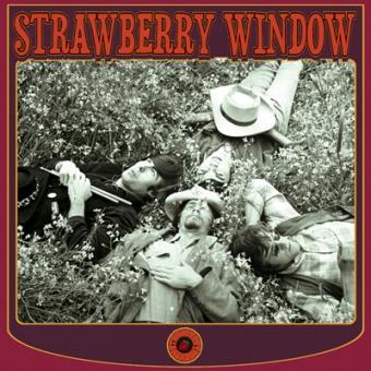 "Strawberry Window ""s/t"" LP + 7"""