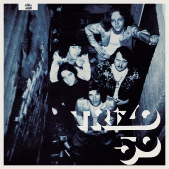 "Trizo 50 ""s/t"" LP + 7"""