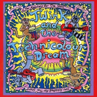 """Twink & The Technicolour Dream """"You´ve treached for the Stars"""" Col-LP"""