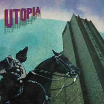 "Utopia ""s/t"" CD"