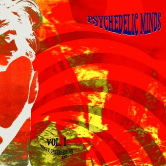 "V.A. Psychedelic Minds Vol. 1 ""Heavy Underground"" CD"