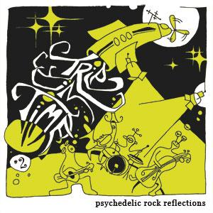 """V.A. Trip In Time Vol. 2 """"Psychedelic Rock Reflections"""" 2CD"""