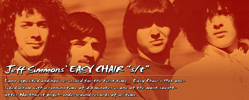 "Easy Chair ""s/t"" Col-LP"